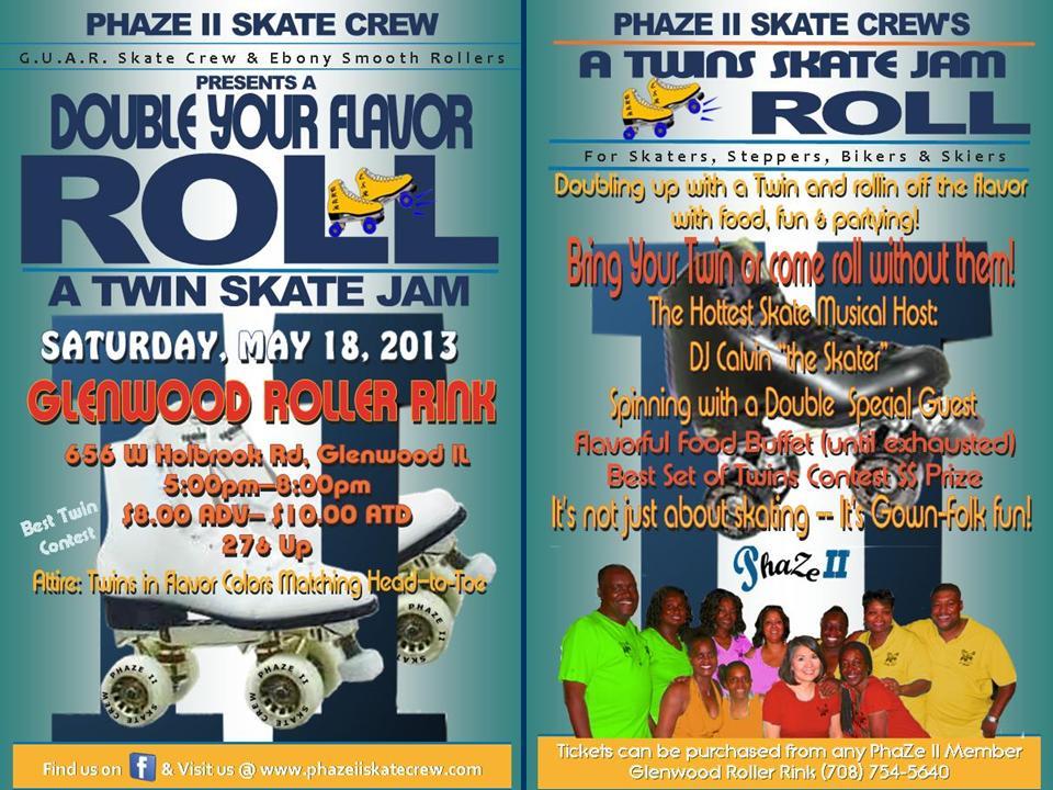 Phaze II Skate Crew's Twin Skate Jam - May 18, 2013 - Real Skate Stories