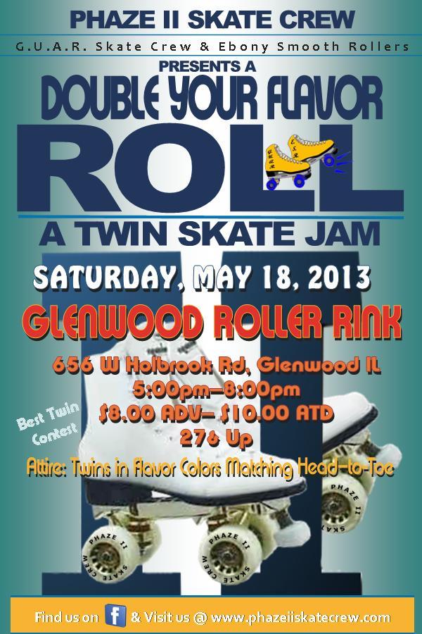 Twin Skate Jam - May 18, 2013