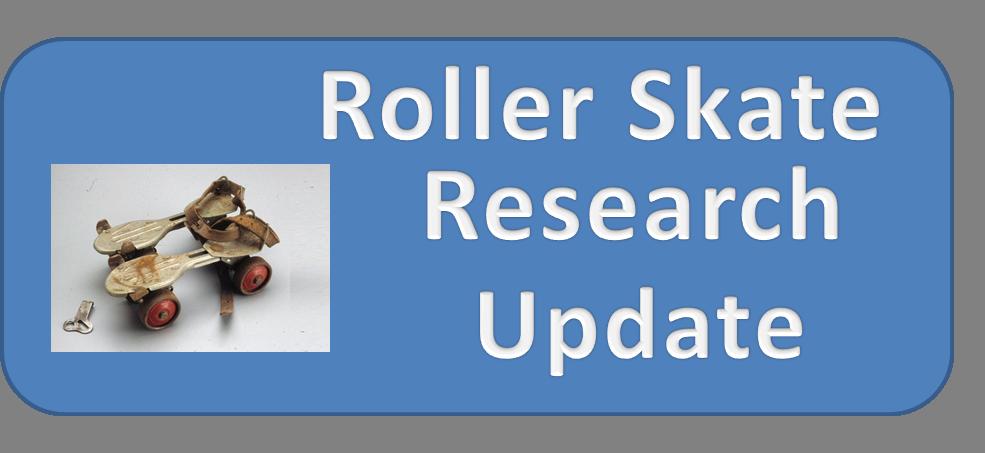 Roller Skate Update